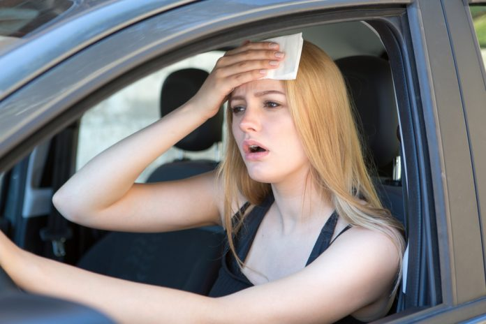 זהירות קיץ: הסכנות בנהיגה בעונה החמה