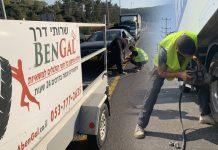 BenGal שירות החלפת גלגל ותיקון פנצ׳ר בדרכים: פנצ'ריה ניידת שתגיע עד אליכם!