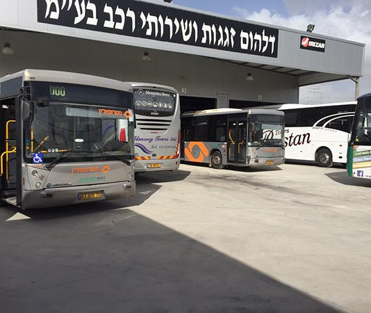 דלהום אוטובוסים – מערכת מקצועית לטובת הלקוחות
