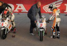 הונדה אופנועים להרגיש את העוצמה